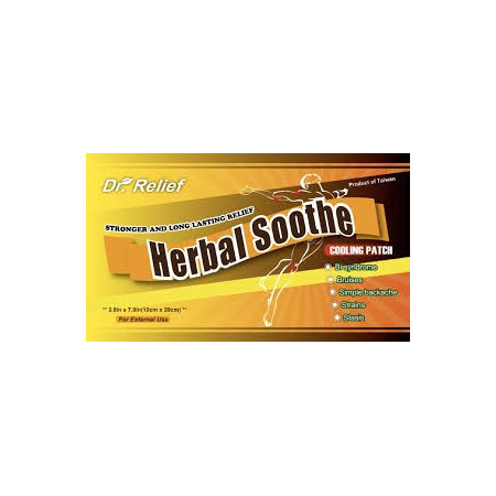 PATCH Herbal Soothe Pain